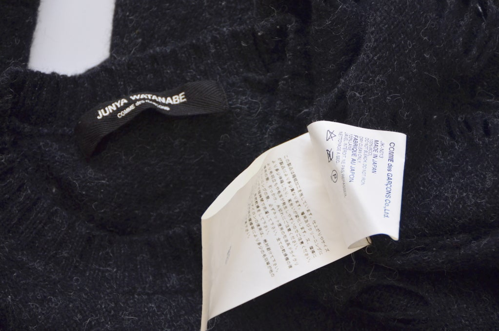Junya Watanabe Comme Des Garcons Sweater '03 5