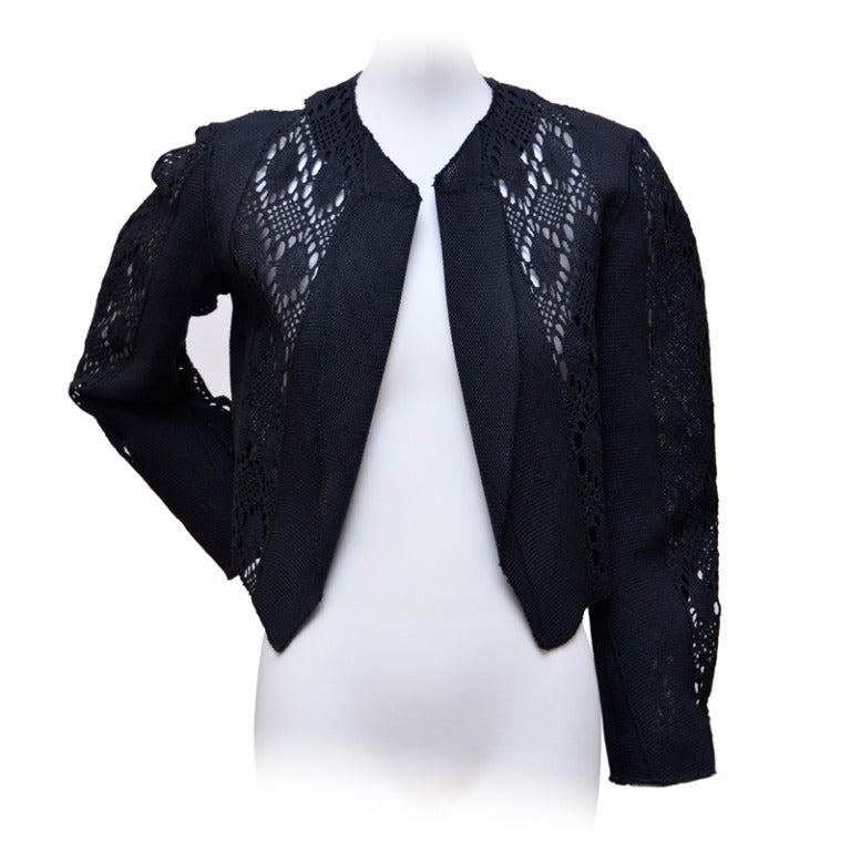 a2c756102 Yves Saint Laurent YSL Jacket