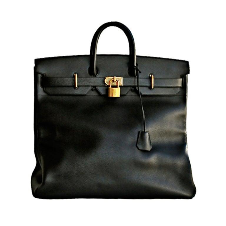 birkin replica  - hermes vintage gold ardennes leather 55cm birkin bag, affordable purse