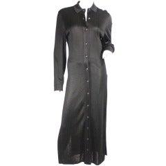 Alaia Long Tunic Dress