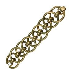 Monet Chunky Retro Bracelet