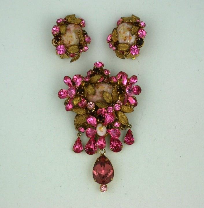 DeMario Pink Crystal Suite 2