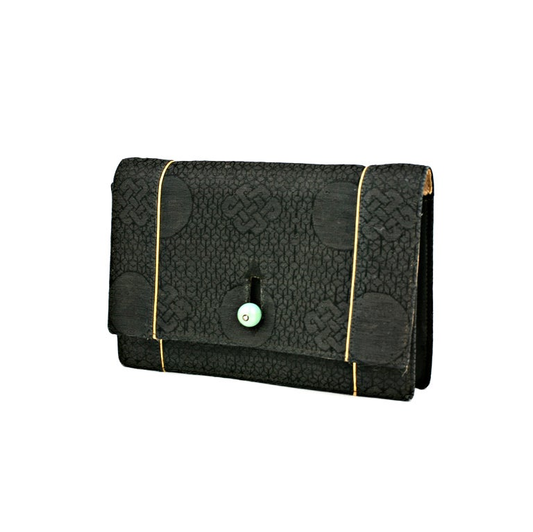 Cartier Silk Clutch With Turquoise And Diamond Clasp W3zEz6aB