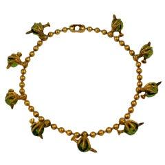 Neo Victorian Claw Collar, MWLC