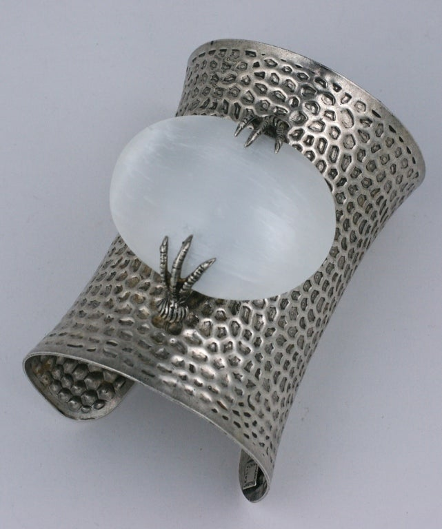 """Women's Mineral Egg """"Dino"""" Cuff, MWLC For Sale"""