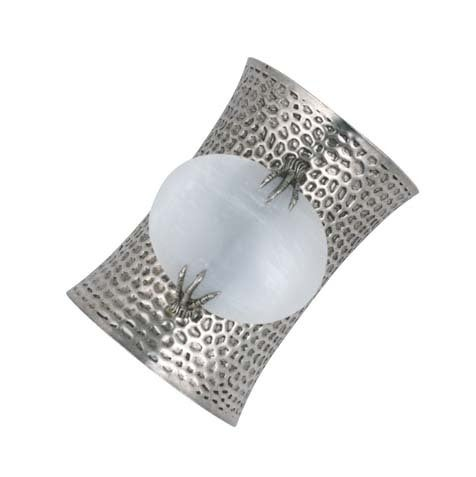 """Mineral Egg """"Dino"""" Cuff, MWLC For Sale"""