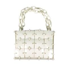 Meyers Bakelite Armorial Handbag