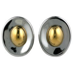 Ciner Modernist Earrings