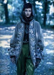 Iconic Romeo Gigli Orientalist  Cocoon Coat 8