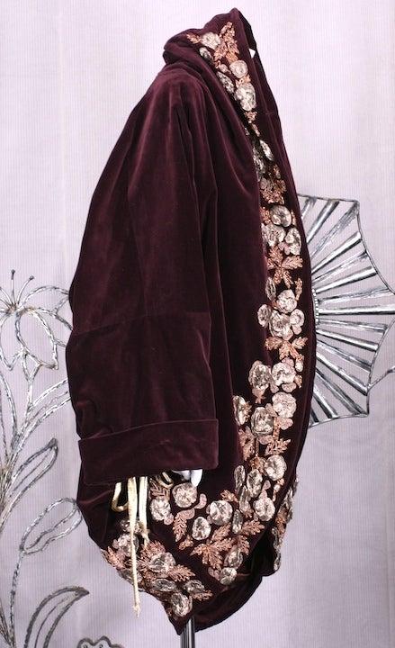 Iconic Romeo Gigli Orientalist  Cocoon Coat 5
