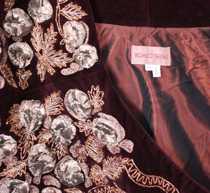 Iconic Romeo Gigli Orientalist  Cocoon Coat 7