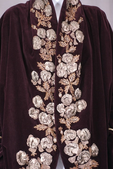 Iconic Romeo Gigli Orientalist  Cocoon Coat 9