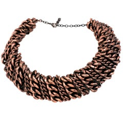 Heavy Metal Chain Collar, MWLC