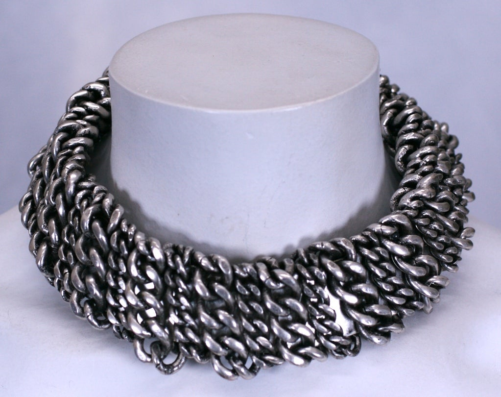 Heavy Metal Chain Collar, MWLC 3