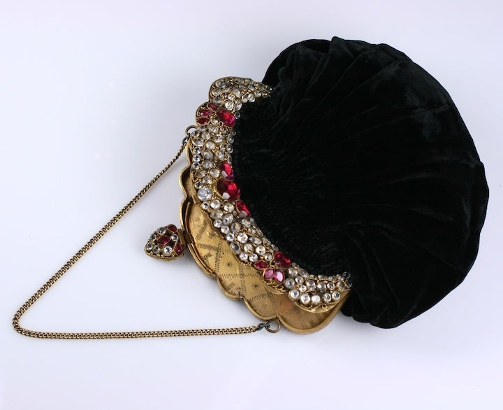 Hobe Gem Encrusted Evening Bag 4