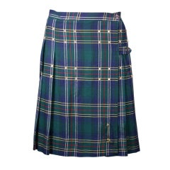 Vintage Swarovski Decorated Kilt
