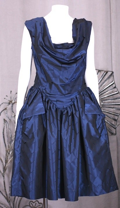 Vivienne Westwood Slashed Party Dress 3