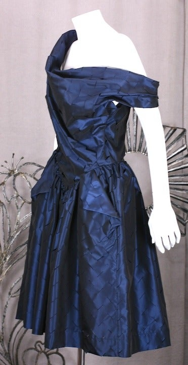 Vivienne Westwood Slashed Party Dress In New Never_worn Condition For Sale In Riverdale, NY