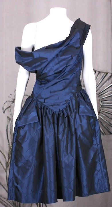 Vivienne Westwood Slashed Party Dress For Sale 1
