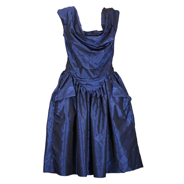 Vivienne Westwood Slashed Party Dress