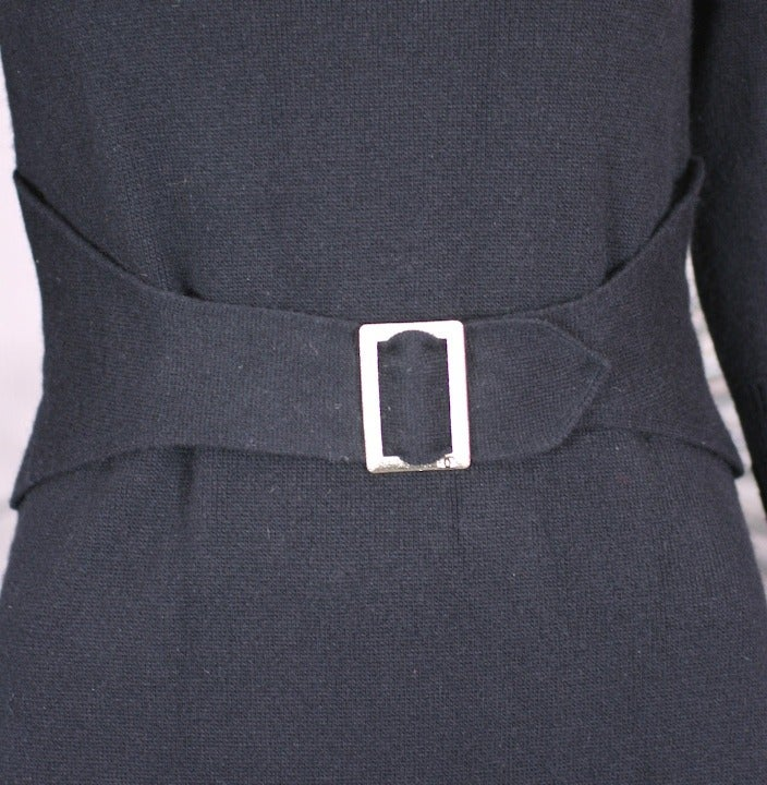 Chanel Cashmere Buckle Dress 5