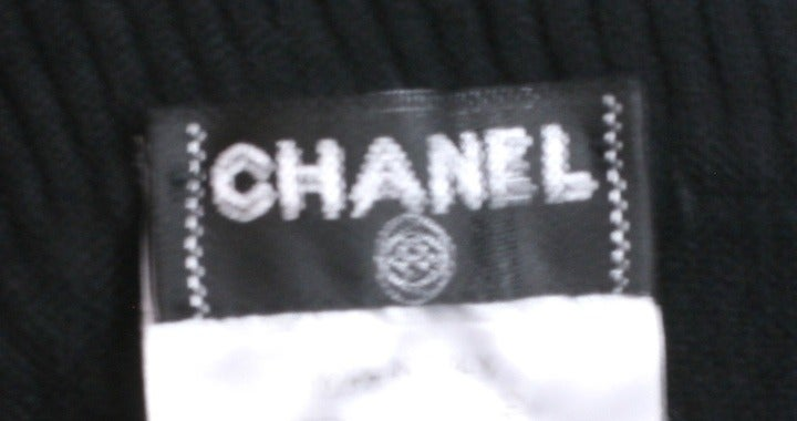 Chanel Cashmere Buckle Dress 6