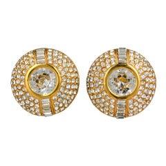 Pave Sparkler Earrings