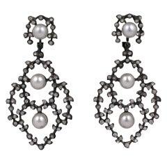 Edwardian Style Earrings
