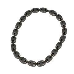 Elegant Lagos Caviar Necklace