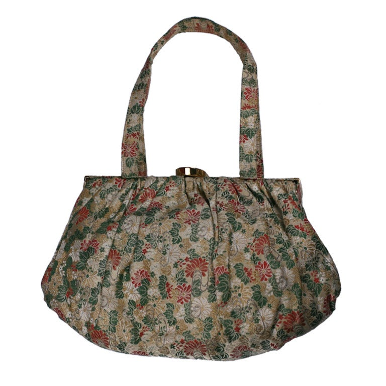 Tiffany Brocade Evening Bag
