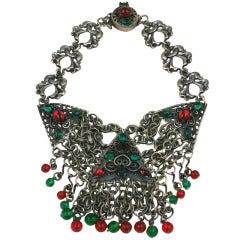 Austro Hungarian Style Collar