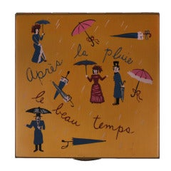 Charming Gloria Vanderbilt Compact