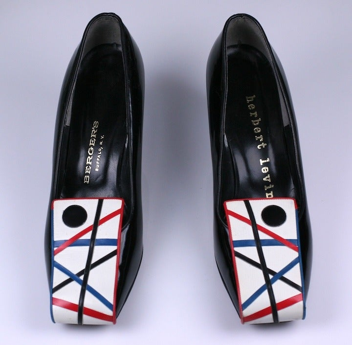 Herbert Levine Mondrian Shoes 2