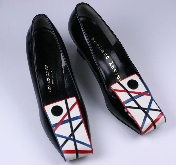 Herbert Levine Mondrian Shoes 3