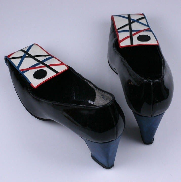 Herbert Levine Mondrian Shoes 4