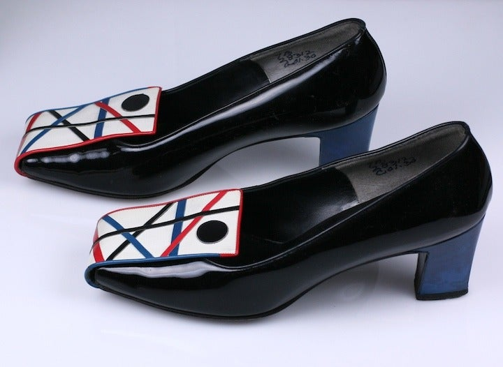 Herbert Levine Mondrian Shoes 5