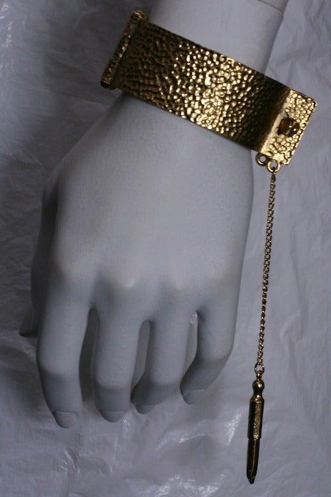 Hand Cuff Bracelet with Key 4