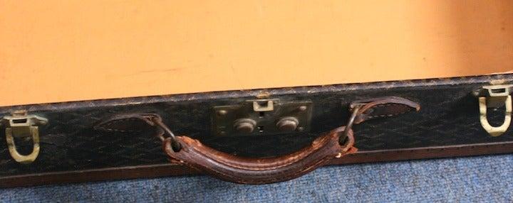 Early Maison Goyard Suitcase For Sale 4