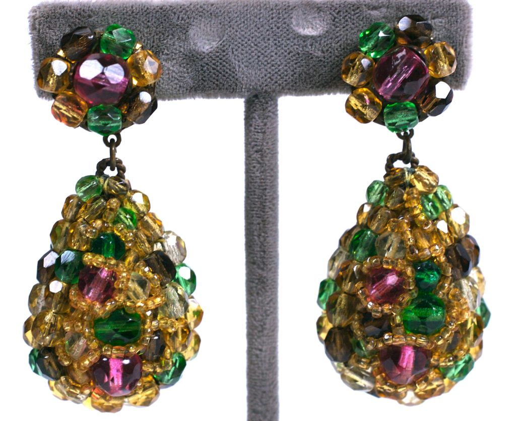 Women's Coppola e Toppo Multicolored Crystal Suite For Sale