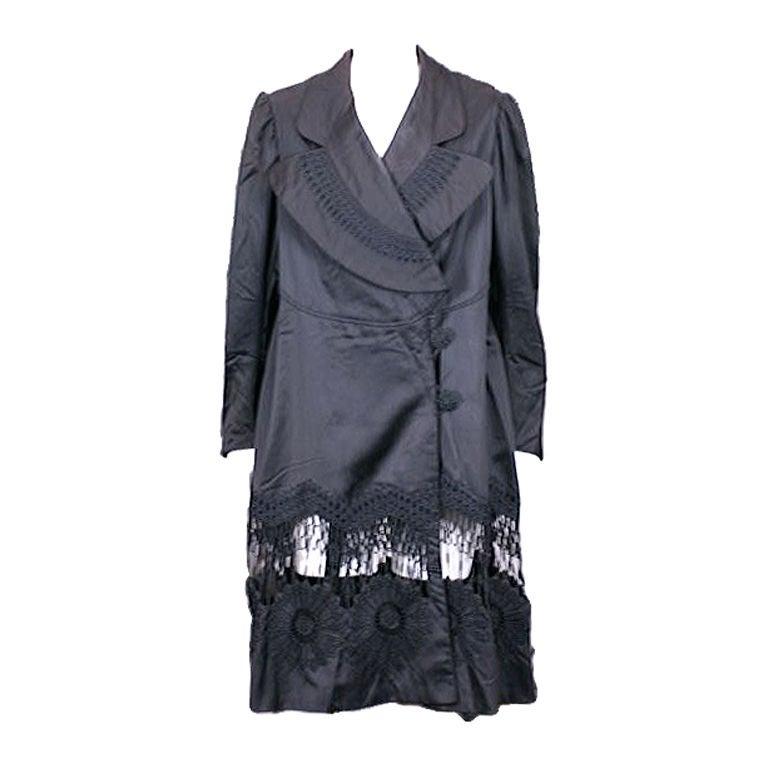 Unusual Edwardian Coat