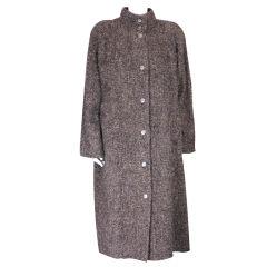 Geoffrey Beene Boucle Coat