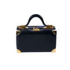 Judith Leiber Snake Mini Suitcase