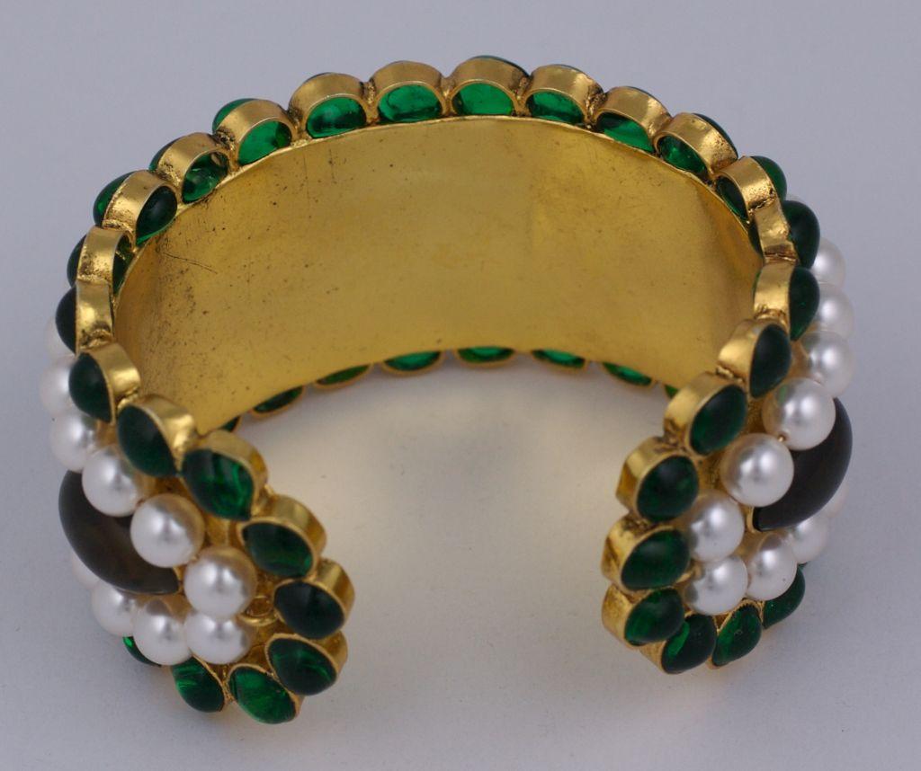Chanel Moghul Cuff Bracelet 4