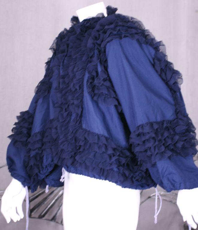 Comme des Garcons Neo Victorian Blouson Jacket 2