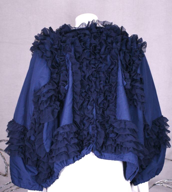 Comme des Garcons Neo Victorian Blouson Jacket 3