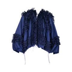Comme des Garcons Neo Victorian Blouson Jacket