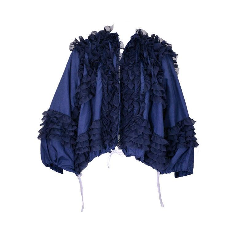Comme des Garcons Neo Victorian Blouson Jacket 1