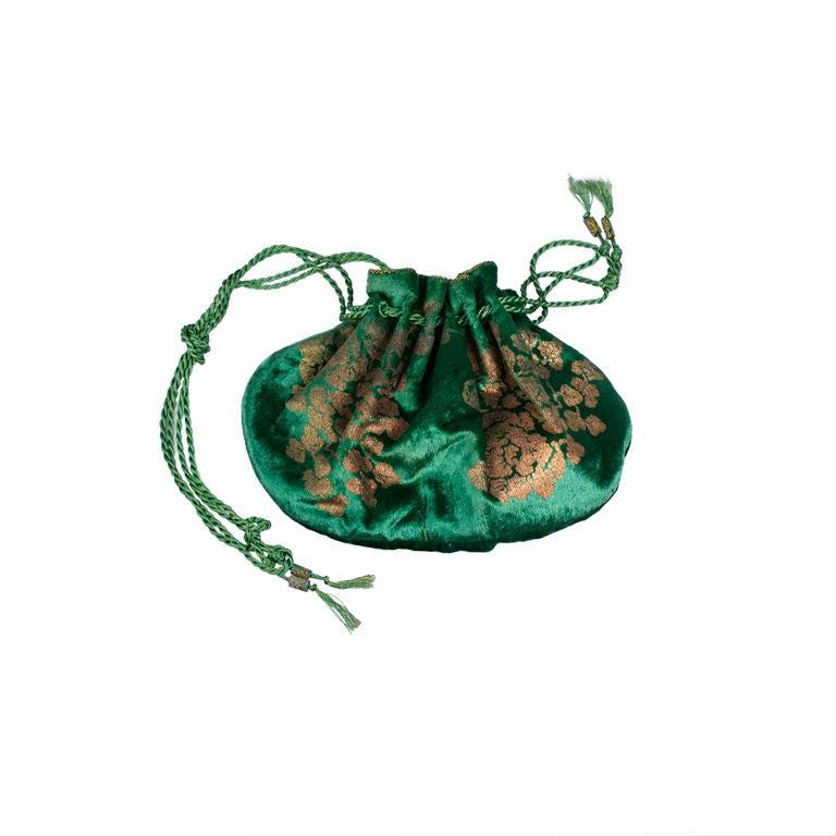 Gallenga Stenciled  Evening Bag 1