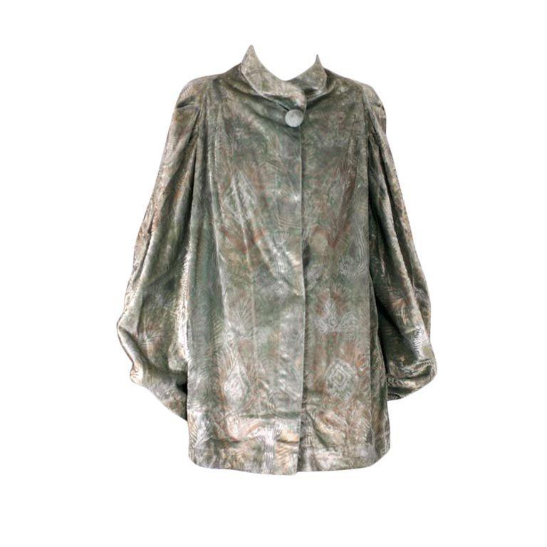 Gallenga Seafoam Green Jacket