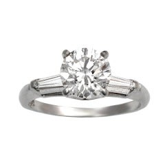 1.44 Carat Diamond Engagement Ring